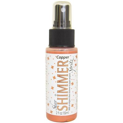 Sheer Shimmer Spray, Copper (2oz)