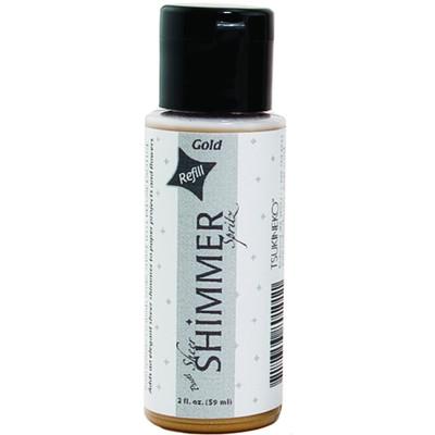 Sheer Shimmer Refill, Gold (2oz)