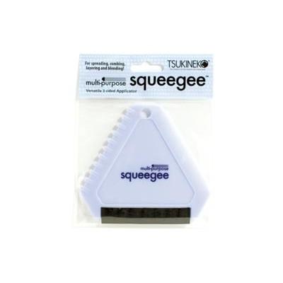Squeegee, Blue