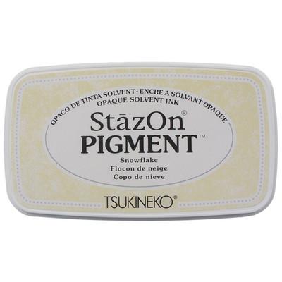 StazOn Pigment Ink Pad, Snowflake