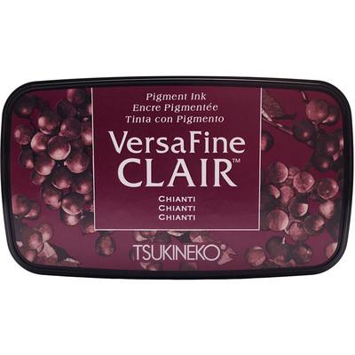 Versafine Clair Ink Pad, Chianti