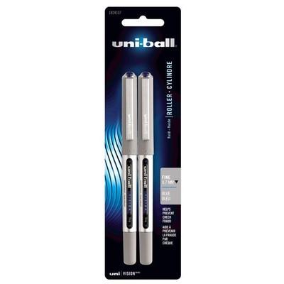 Vision Pen Set, .7mm - Blue (2pk)