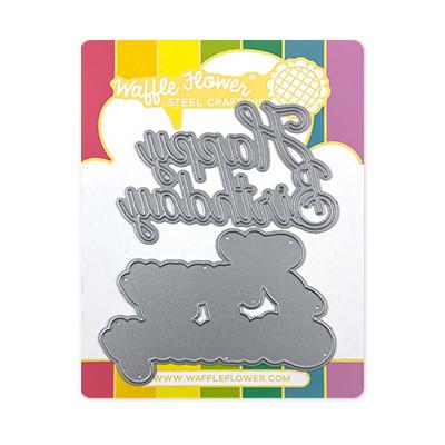 Die, Happy Birthday Word