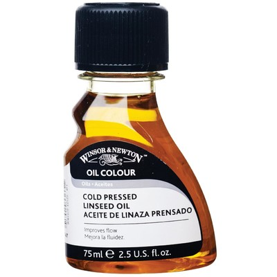 Linseed Oil, Cold Pressed (75ml)