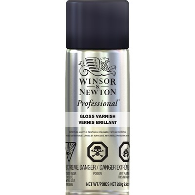 Professional Gloss Varnish Spray