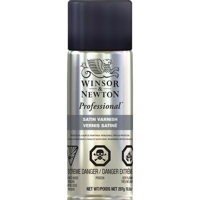 Professional Satin Varnish Spray