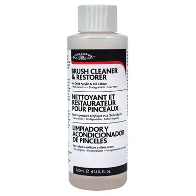 Brush Cleaner & Restorer, 4 oz.