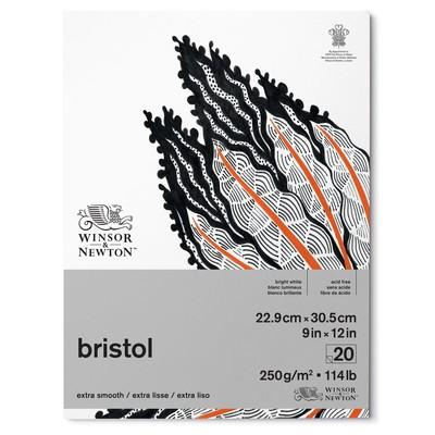"Bristol Paper Pad, 250gsm - 9"" x 12"""