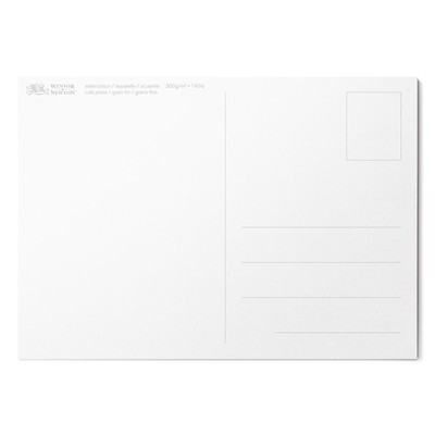 "Watercolour Paper Pad, 140lb Cold Press - 4"" x 6"""