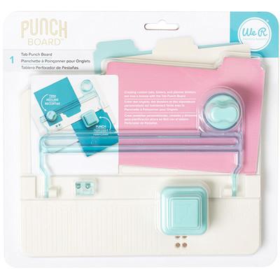 Punch Board, Tab