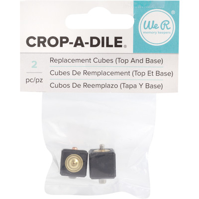 Crop-A-Dile Replacement Cubes