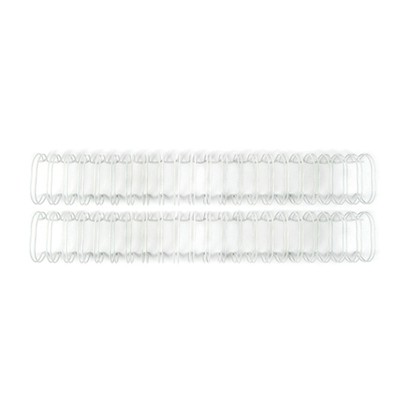 Cinch Binding Wire, .75 Inch - White (2pc)