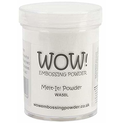 Wow Melt It! Powder (Large Jar)