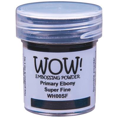 Primary Embossing Powder, Super Fine - Ebony