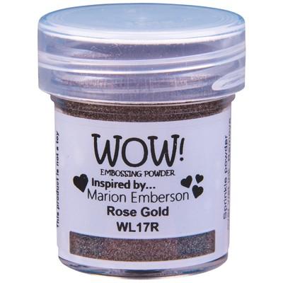Special Color Embossing Powder, Regular - Rose Gold