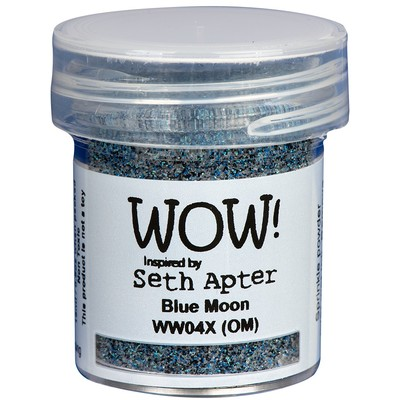 Special Color Embossing Powder, X - Blue Moon
