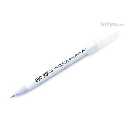 Clean Color Real Brush Marker, English Lavender